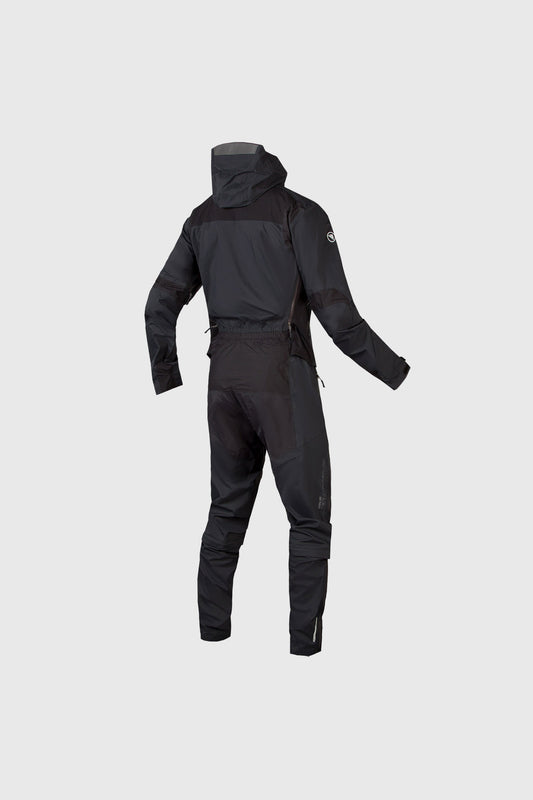 Endura MT500 Waterproof One Piece Suit - Black