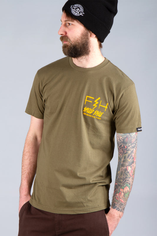Fasthouse Scotty tee