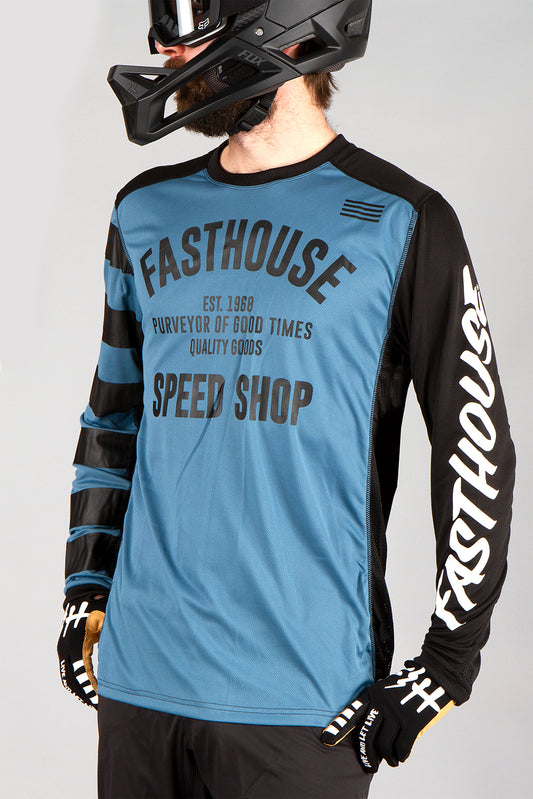 Speed shop L1 Slate Blue