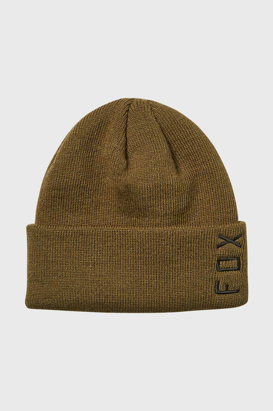 Fox Womens Daily Beanie - Olive Green
