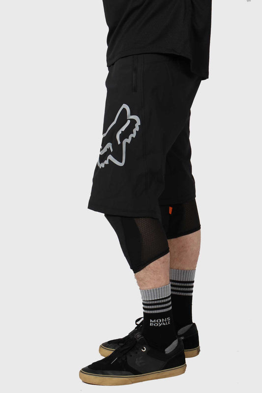 Fox Defend Short - Black