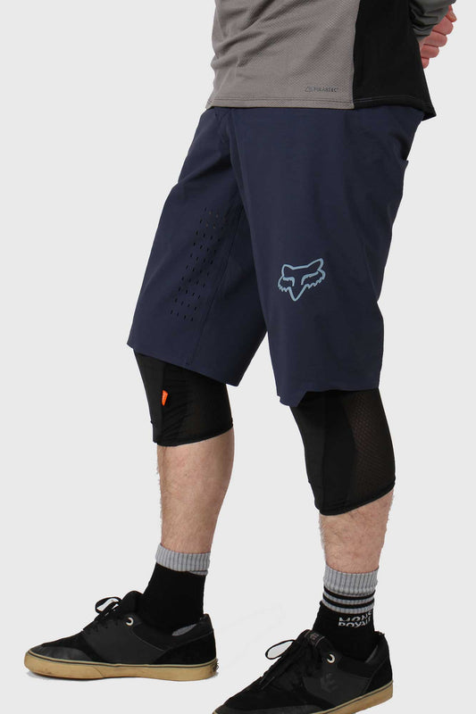 Fox Flexair Short No Liner - Navy