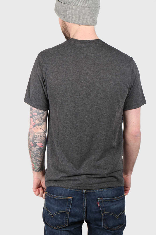 Fox General Short Sleeve Tech Tee - Heather Black
