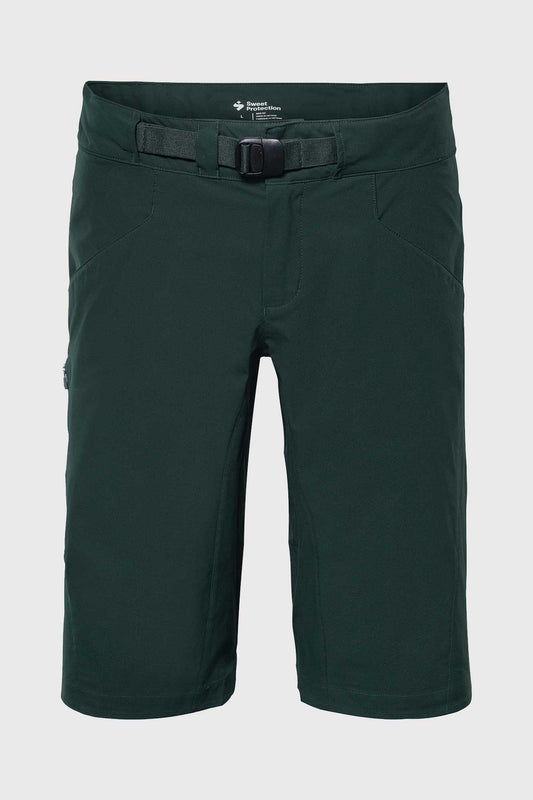 Sweet Protection Hunter Slashed Shorts 2020 - Forest Green