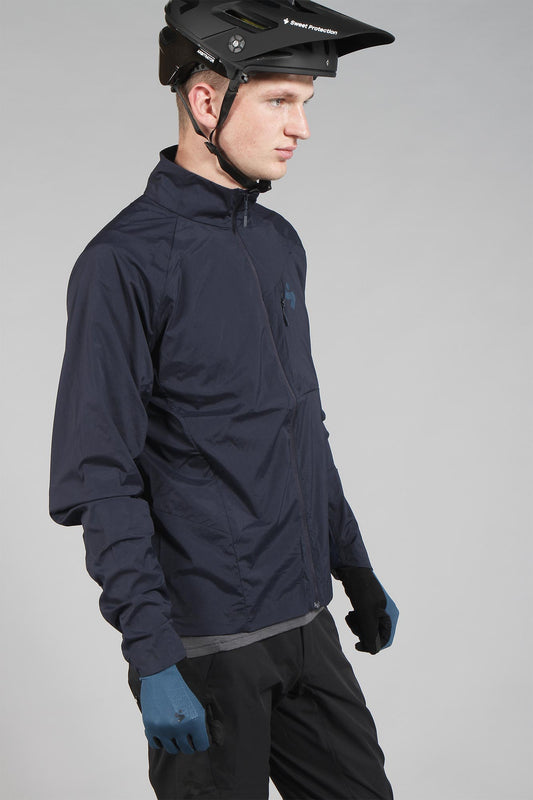 Sweet Protection Hunter Wind Jacket Navy