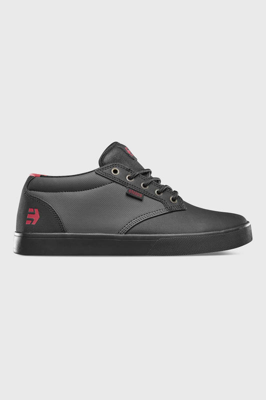 Etnies Jameson Mid Crank Shoe - Black/Red
