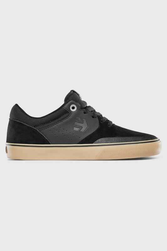 Etnies Marana Vulc Tom Dugan Signature Shoe - Black/Sliver/Gum