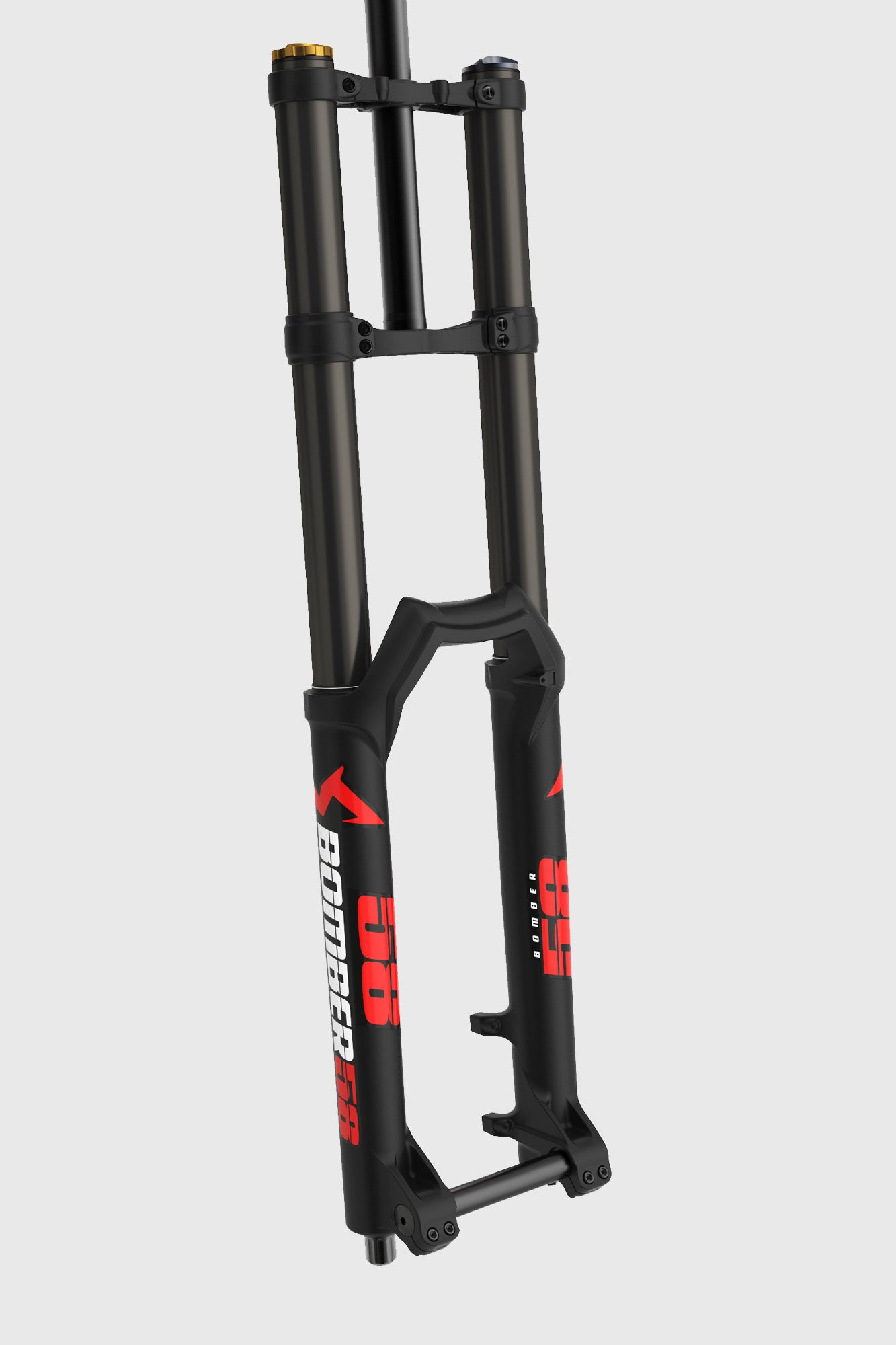 Marzocchi Bomber 58 GRIP FIT 27 5 Fork 2019 - Black