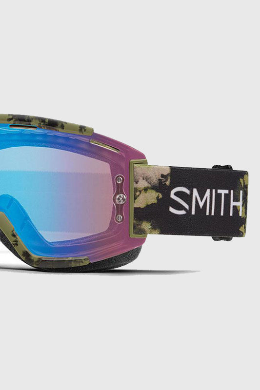 Smith Squad Olive Goggle Chroma Lens
