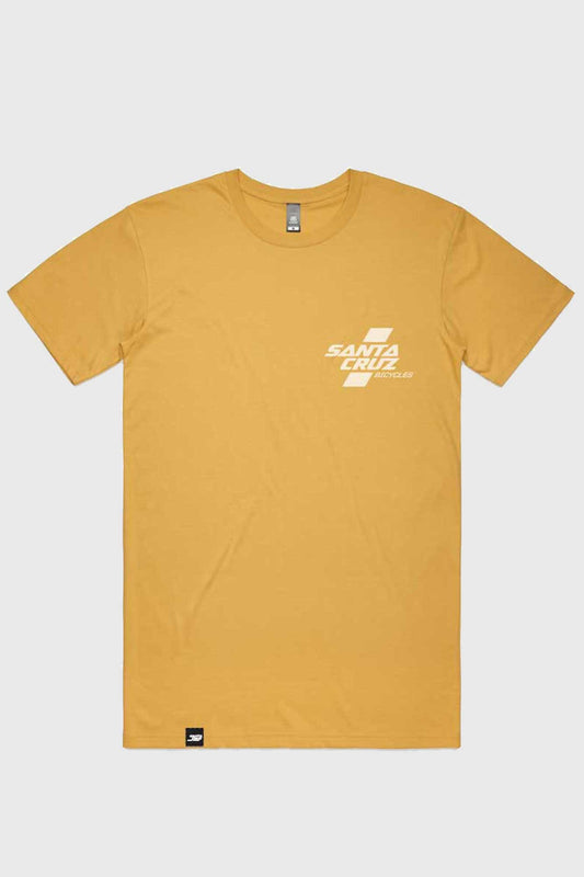 Santa Cruz Parallel Tee - Gold