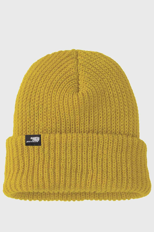 Santa Cruz Port Strike Beanie - Gold