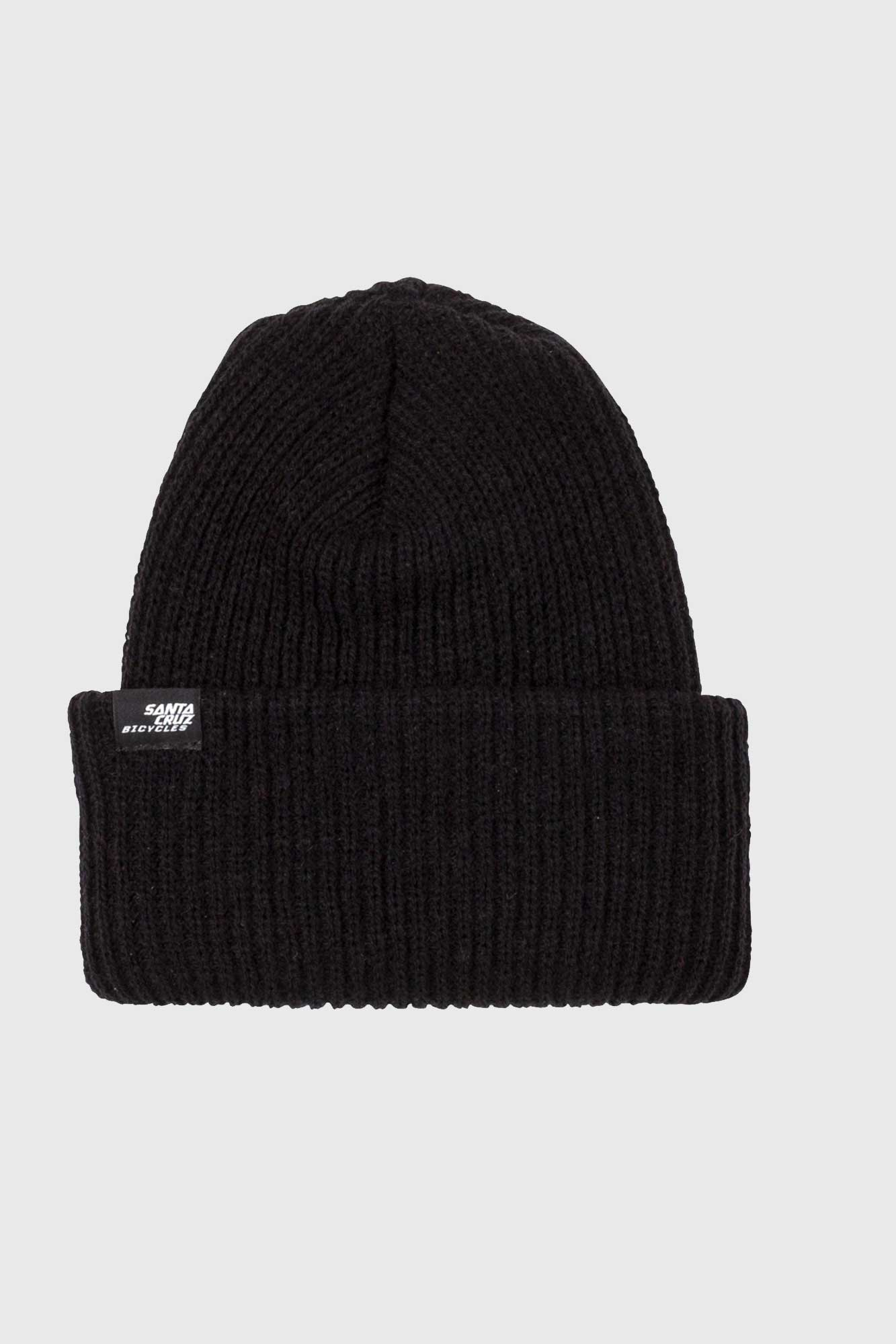 Santa Cruz Port Strike Beanie - Black