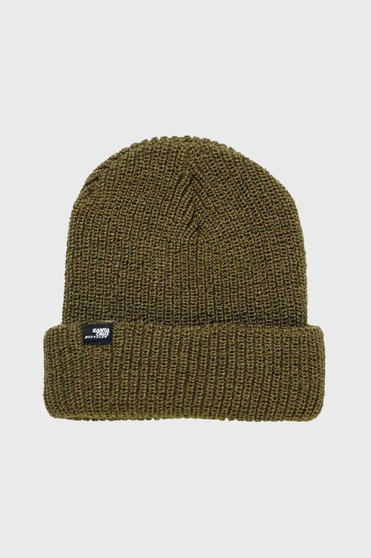 Santa Cruz Port Strike Beanie - Olive