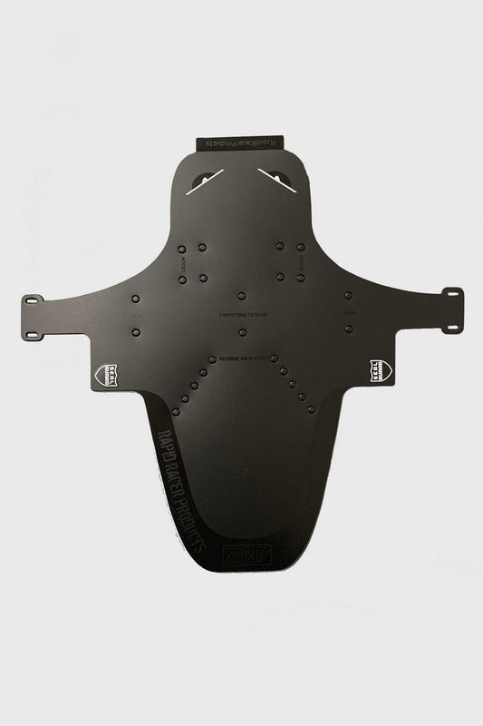 Rapid Racer Enduro Guard Mudguard - Black