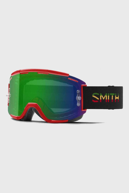 Smith Squad 50to01 ChromaPop Green lens