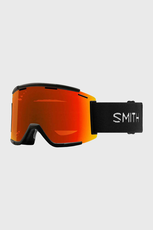 Smith Squad XL Goggle Chromopop Red Everyday Lens - Black