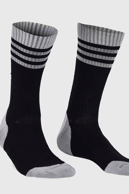 Mons Royale Merino Sock Black