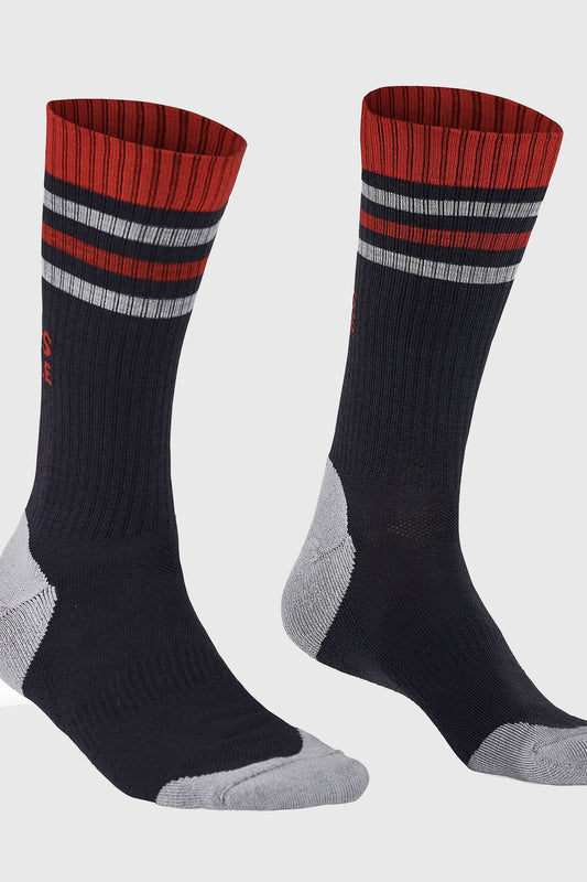 Mons Royale Merino Socks Red