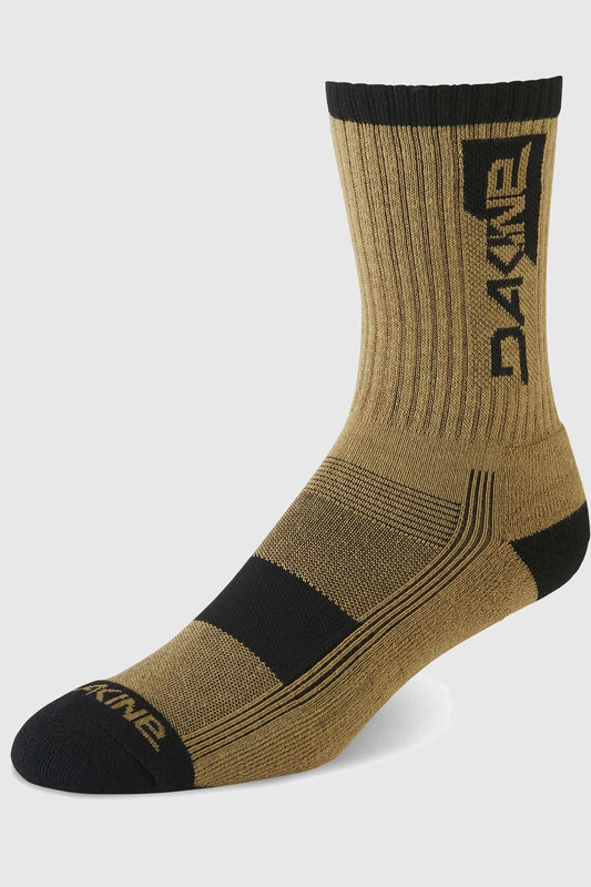 Dakine Step Up Sock Dark Olive