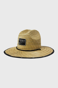 Fox Non Stop Straw Hat - Khaki