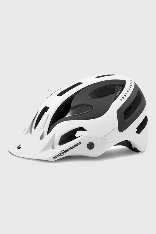 Sweet Protection Bushwhacker II Helmet - Matte White Gloss Black