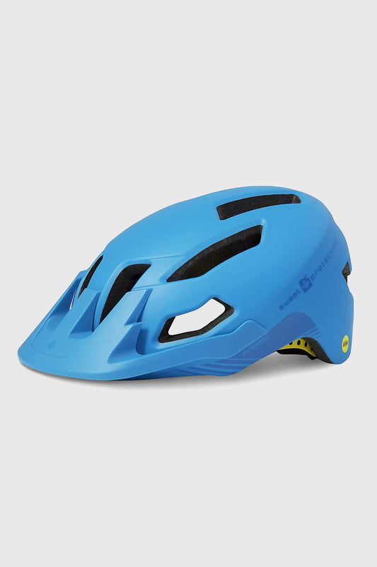 Sweet Protection Dissenter MIPS Helmet - Matte Bird Blue