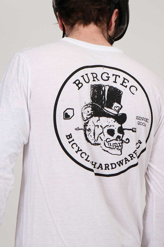 Burgtec Skull Hardware Long Sleeve Tech Tee