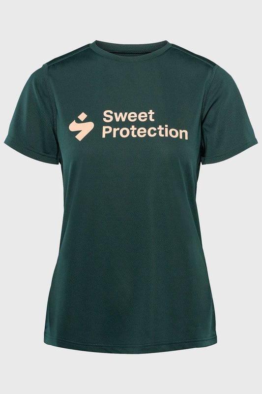 Sweet Protection Womens Hunter SS Jersey 2020 - Forest Green