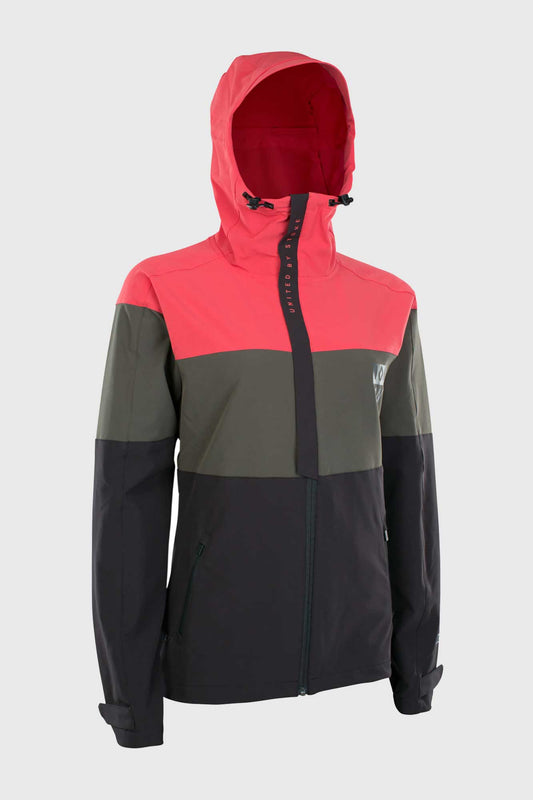 Ion Shelter WMS Softshell Jacket - Pink Is Black