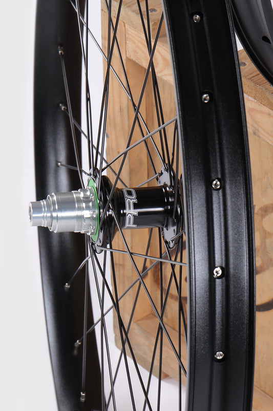 WTB Scraper i40 27.5 Plus Hope Pro 4 Boost Wheelset XD