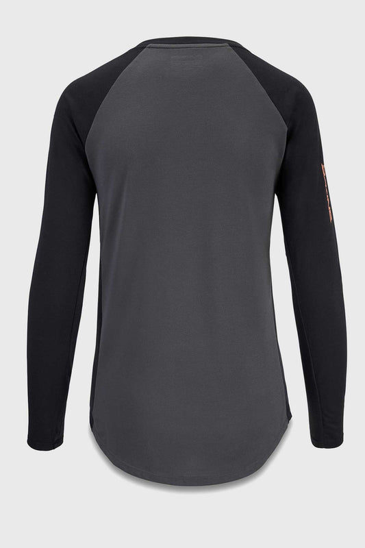 Dakine Womens Xena Long Sleeve Jersey Electric Dune