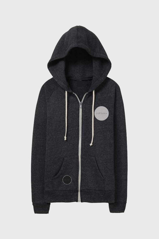 Juliana Circle Zip Hoody