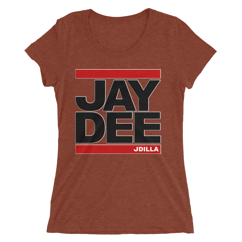 JAY DEE Ladies' short sleeve t-shirt (Super Soft)