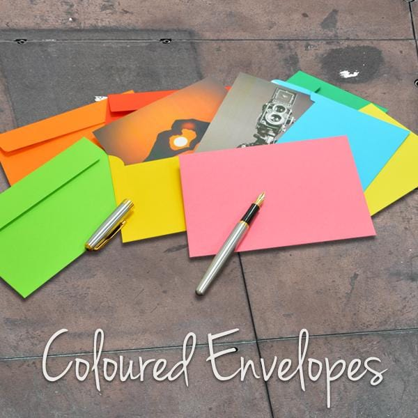Create A Real Marketing Impact Using Coloured Envelopes