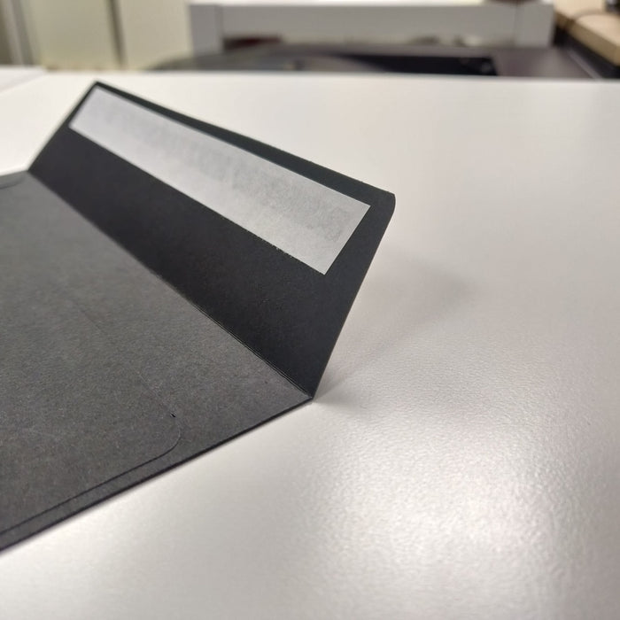 Is Black the Right Colour for Envelopes?