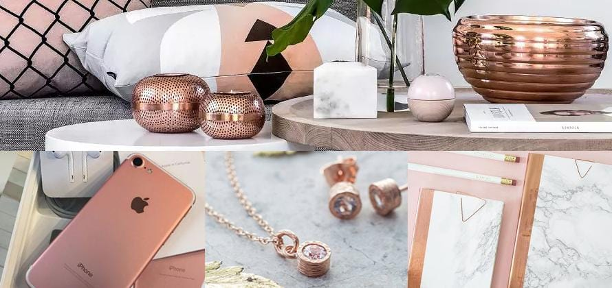 Rose Gold Envelopes - Your New Obsession!