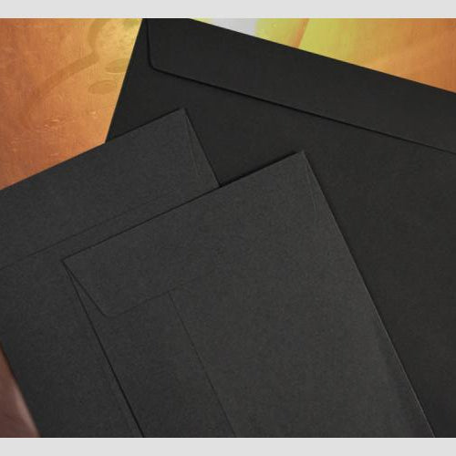 Black Envelopes: A Confluence of All Colours