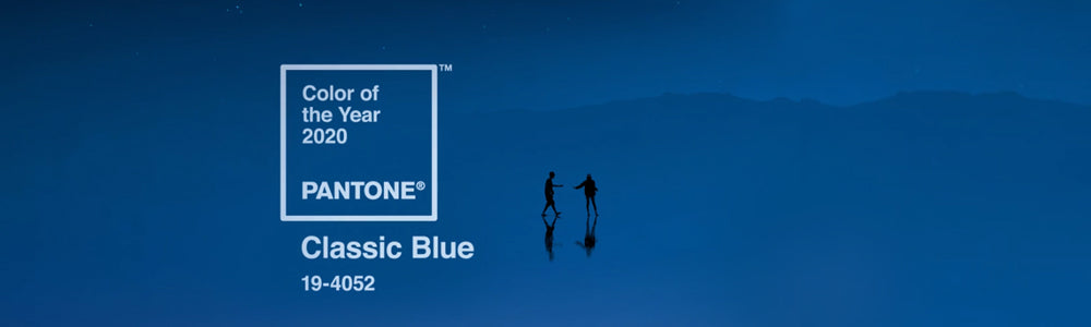 Classic Blue announced as Pantone Colour of the Year 2020