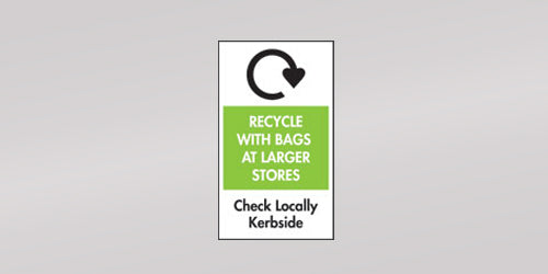 Recycle With Plastic Bags