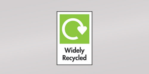Widely Recycled Symbol