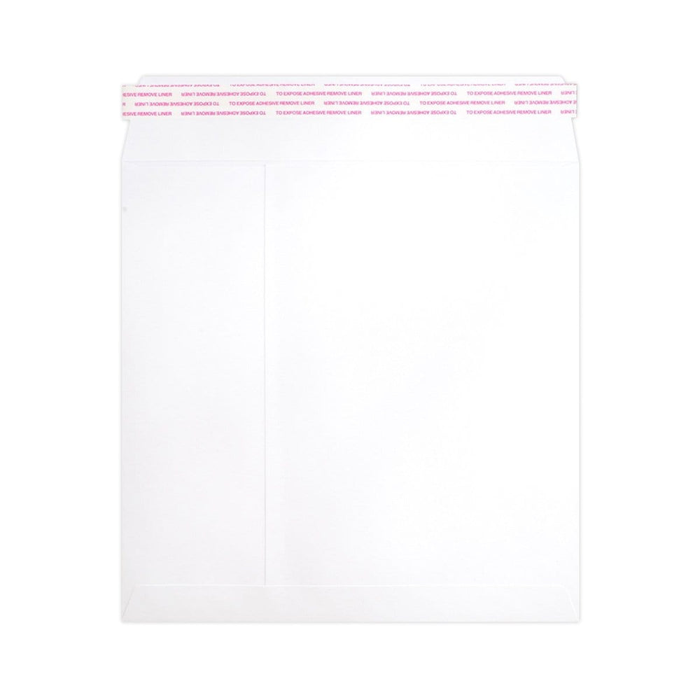 140 x 140 White Luxury 180gsm Peel & Seal Envelopes [Qty 250]