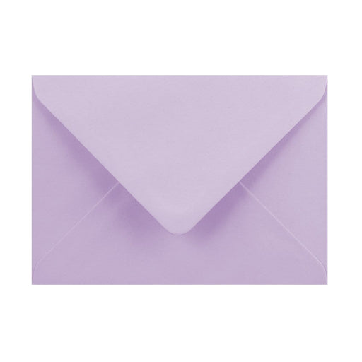 125 x 175mm Amethyst Gummed Diamond Flap Greeting Envelopes [Qty 1,000] (2131121406041)