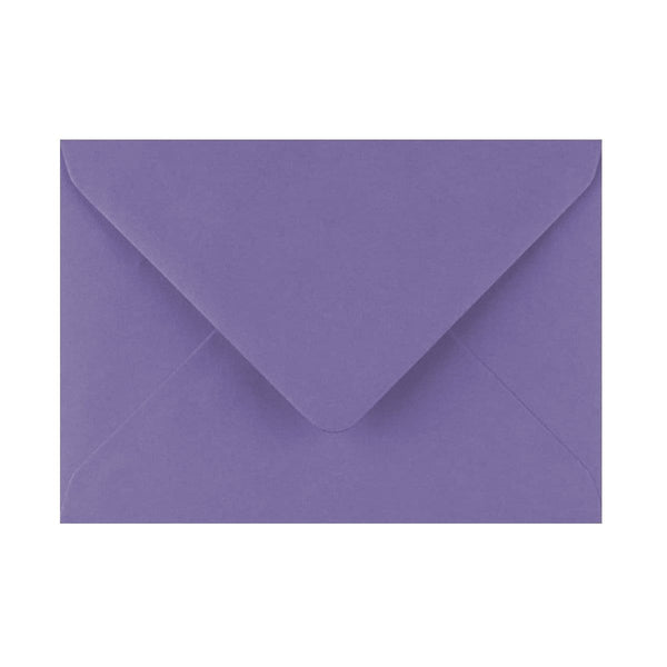 125 x 175 Indigo Gummed Diamond Flap Greeting Envelopes [Qty 1,000] (2131151454297)