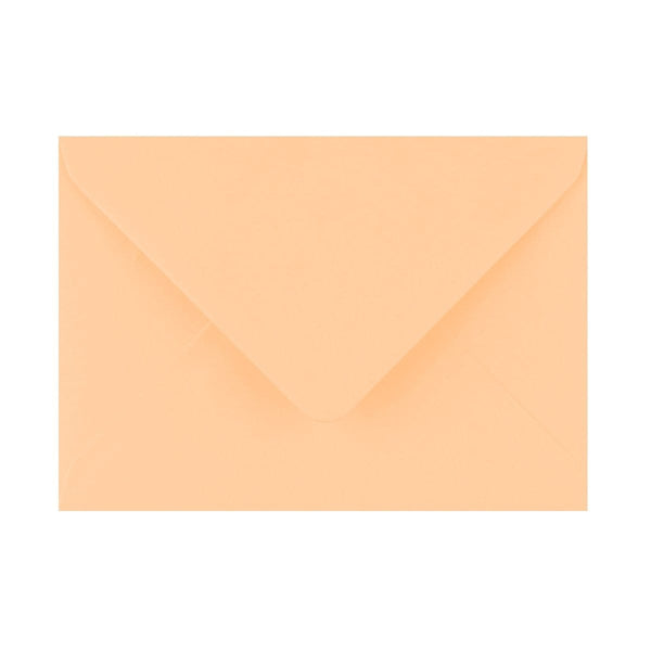 125 x 175 Salmon Gummed Diamond Flap Greeting Envelopes [Qty 1,000] (2131435585625)