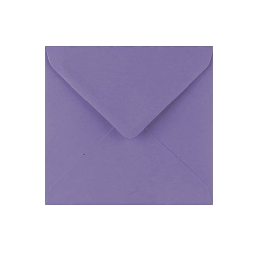 130 x 130 Indigo Gummed Diamond Flap Greeting Envelopes [Qty 1,000]