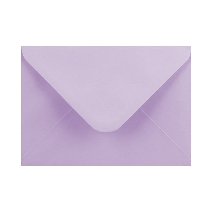133 x 184 Amethyst Gummed Diamond Flap Greeting Envelopes [Qty 1,000] 5 x 7""