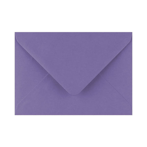 "133 x 184 Indigo Gummed Diamond Flap Greeting Envelopes [Qty 1,000] 5 x 7"" (2131151814745)"