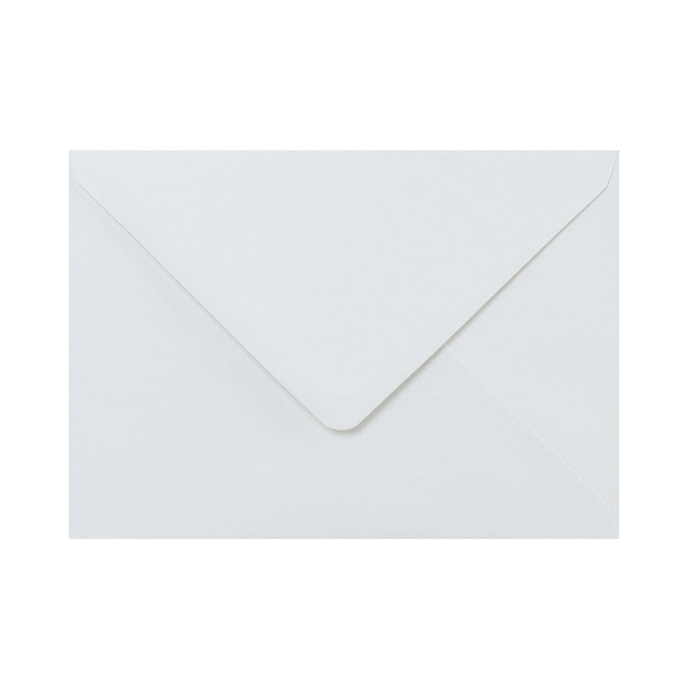 "133 x 184 White Recycled Gummed Diamond Flap Greeting Envelopes [Qty 1,000] 5 x 7"" (2131167412313)"