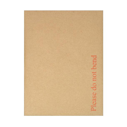 140 x 190mm Board Back Envelopes - Please Do Not Bend [Qty 125] (2131326042201)