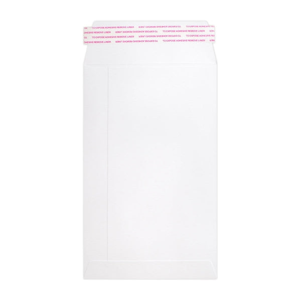 140 x 220 White Luxury Pocket 180gsm Peel & Seal Envelopes [Qty 250] (2131060129881)
